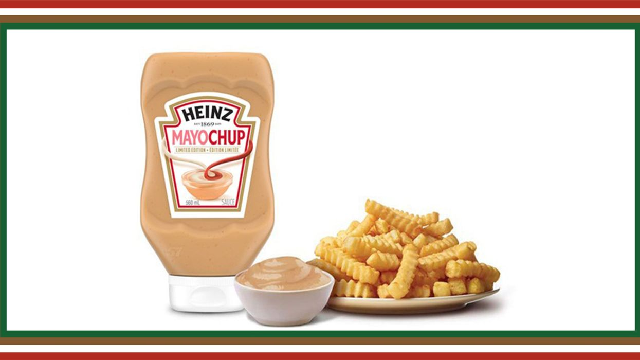 """""""Mayochup"""" Is Officially Coming To Canada For A Limited Time"""