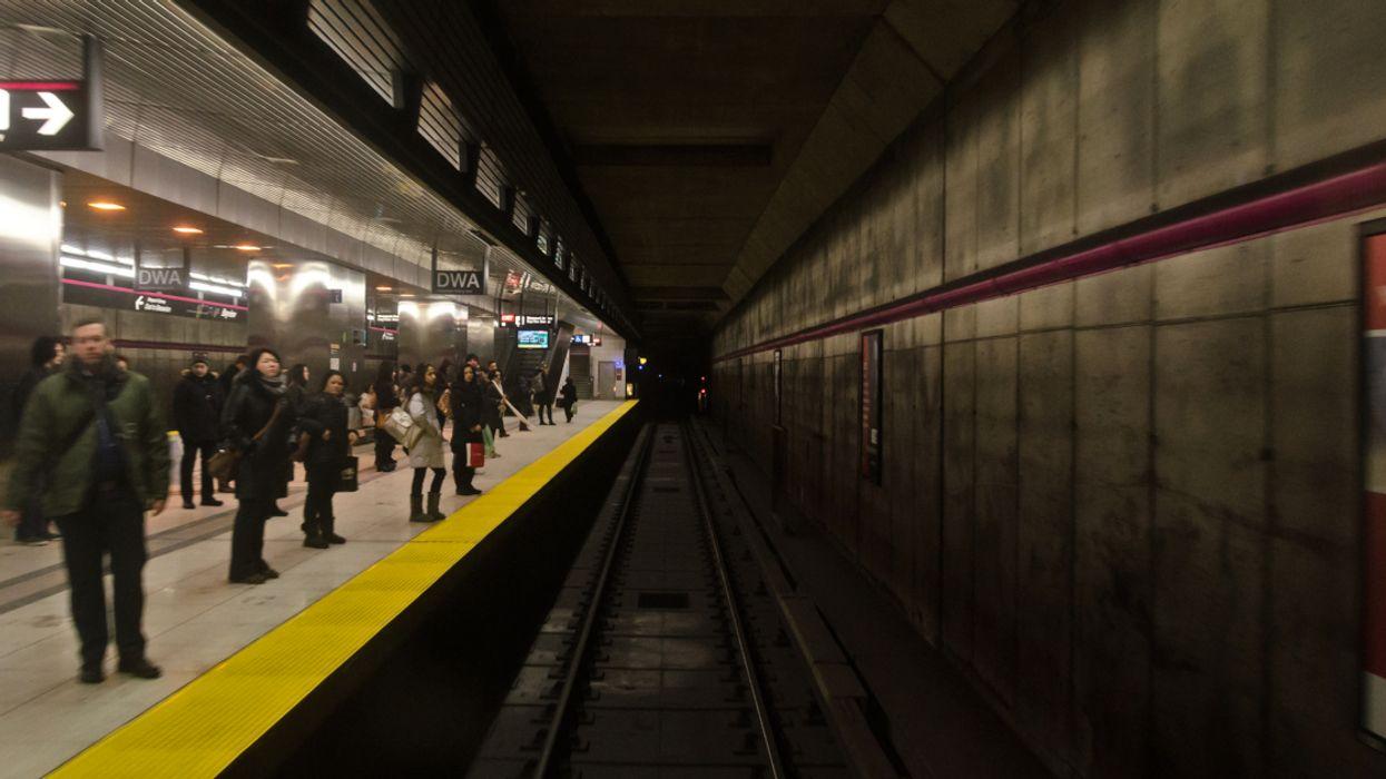 Toronto's Subway Shut Down After Man Jumped Onto Tracks