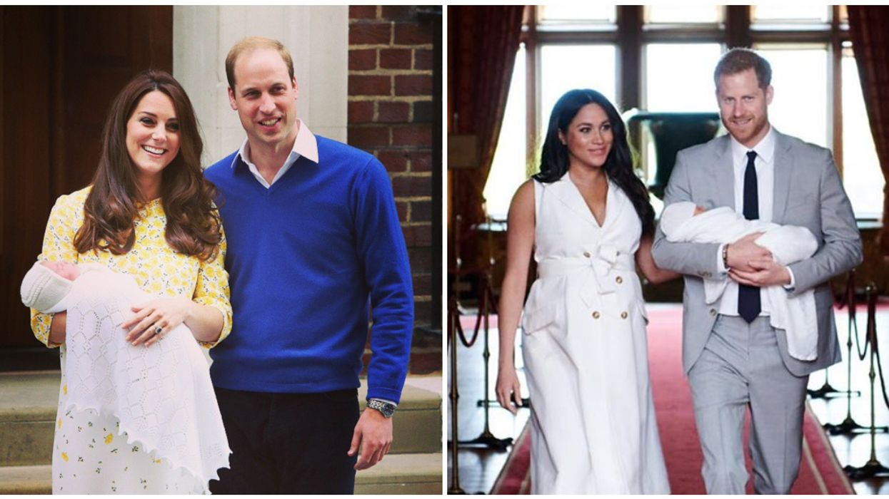Kate Middleton Vs. Meghan Markle: Who Had The Better Royal Baby Reveal (Photos)