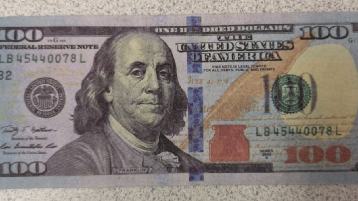 The RCMP Is Warning The Public Of Counterfeit American Money Circulating In Canada (Photos)