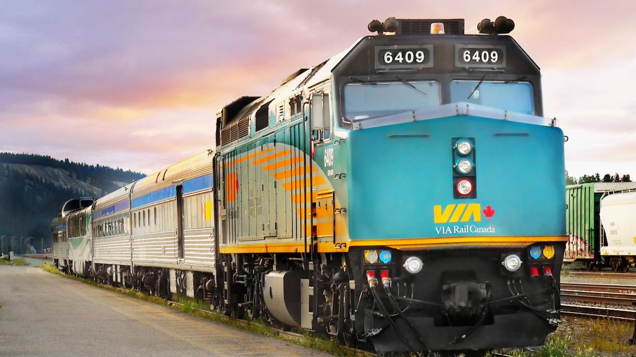 VIA Rail Is Offering Youth Summer Passes That Let You Travel Anywhere In Canada For Only $599