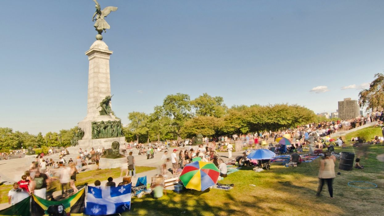 It's Going To Be 17°C And Sunny All Weekend In Montreal