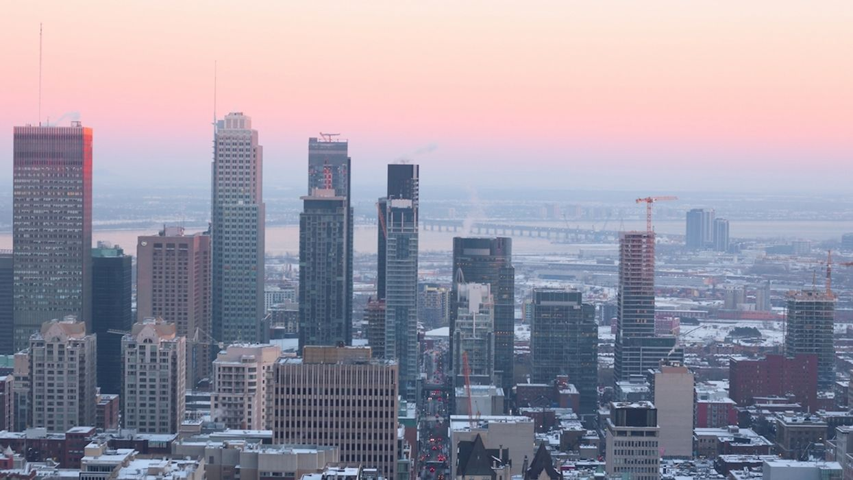 This Is Officially Montreal's Longest Cold Streak In 22 Years