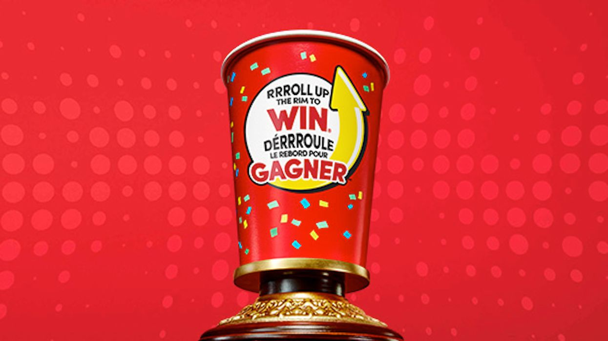 Tim Hortons 'Roll Up The Rim To Win' Contest Could Be Completely Digital Next Year