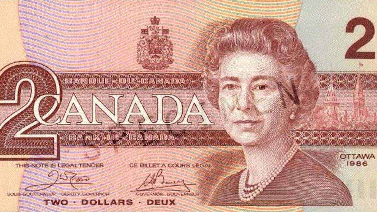 Millennials In Canada Don't Think $2 Bills Are Real
