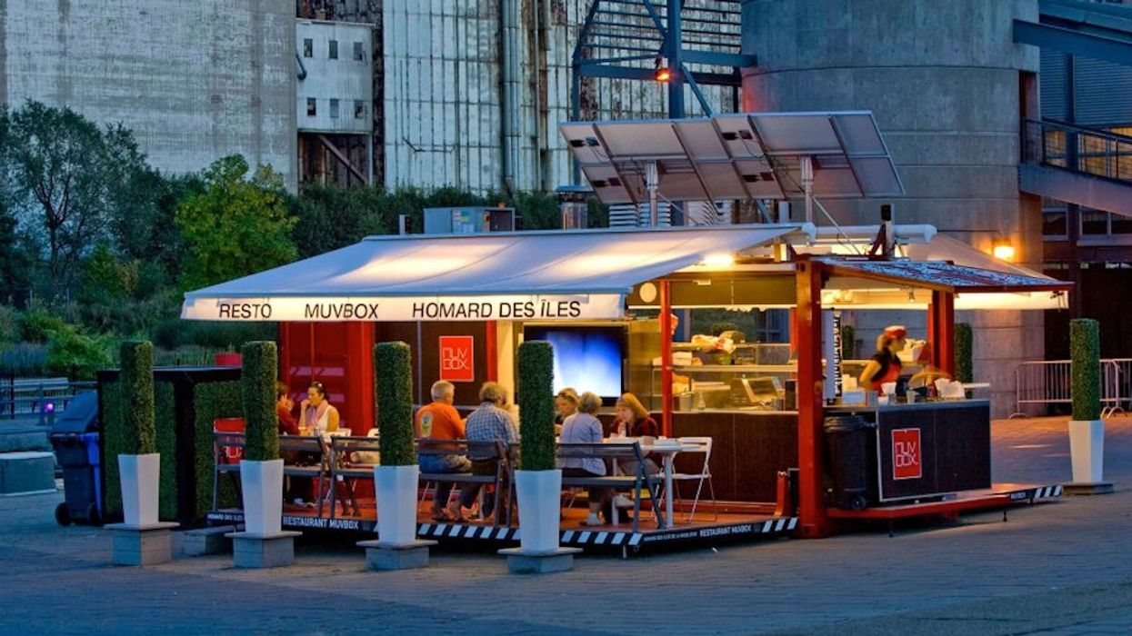 Secret Lobster Shack In Montreal's Old Port Will Be Serving Up Fresh Street Food All Summer