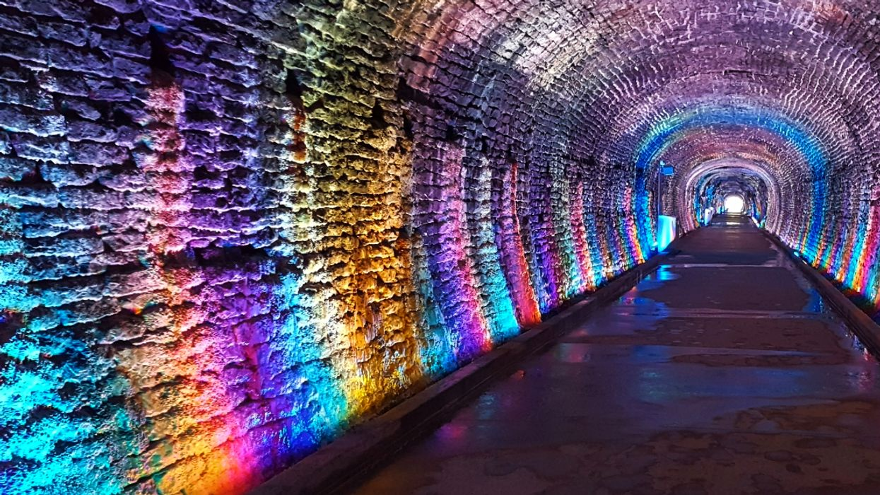 Canada Has An Enchanted Underground Railway Tunnel You Can Explore