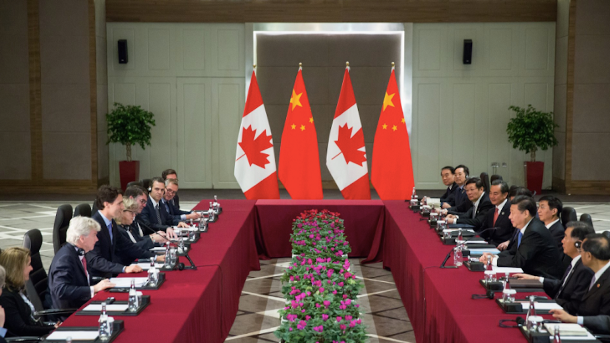"""China To Execute Another Canadian As Canada Warns Citizens Of """"Arbitrary"""" Death Penalty"""