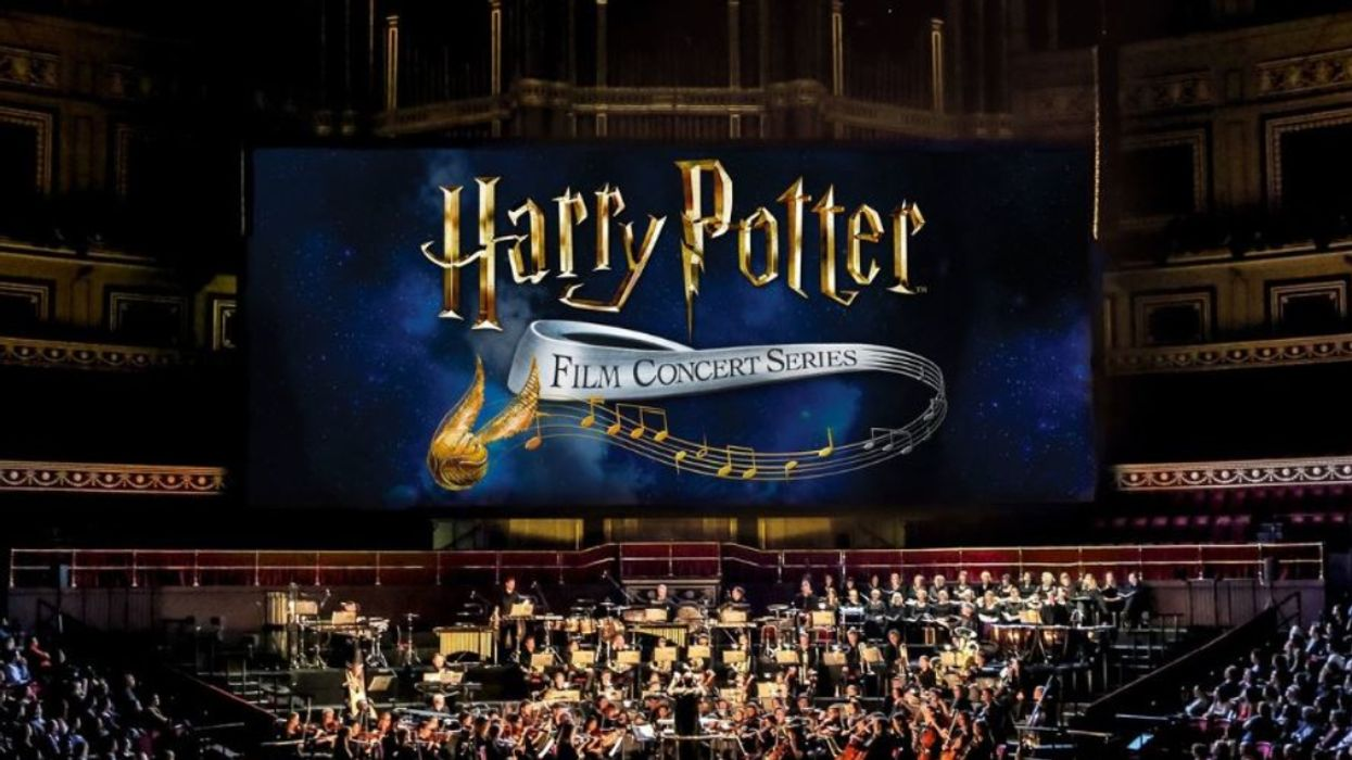 """The """"Harry Potter"""" Live Concert Experience Is Coming To Montreal"""