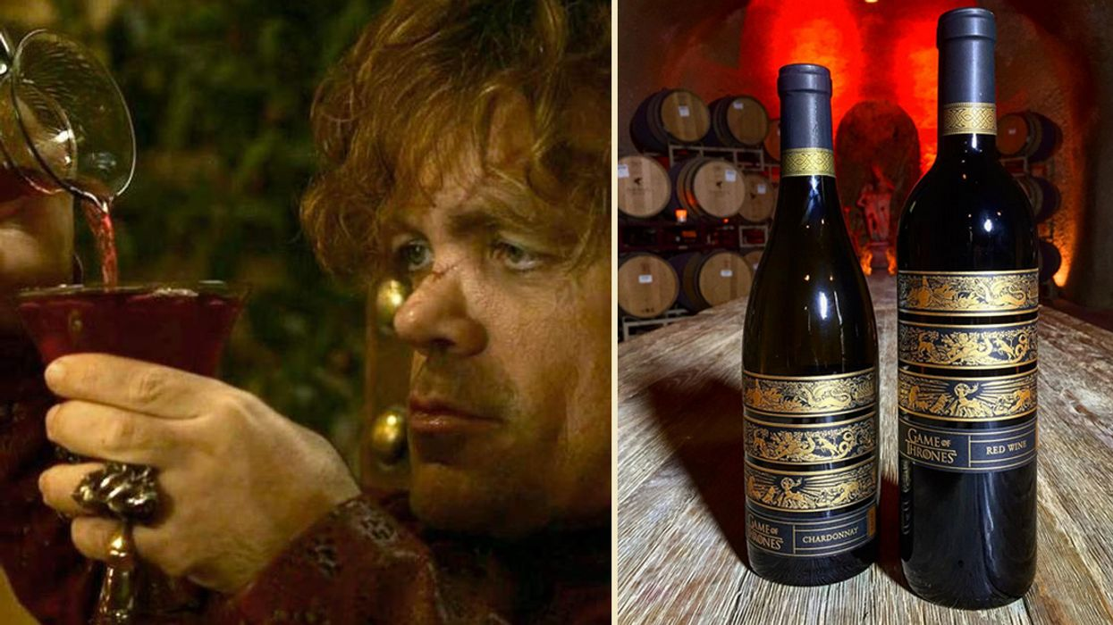 You Can Now Buy Game Of Thrones Wine At The SAQ In Quebec