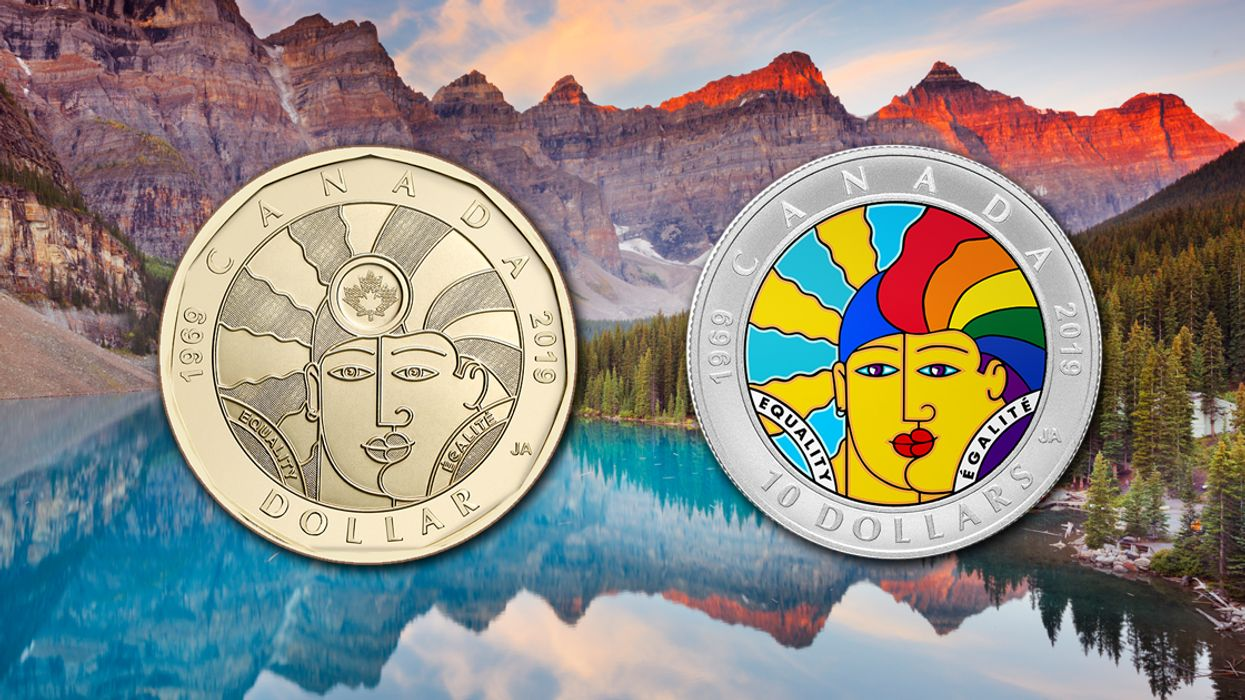 Canada's All-New $1 Coin