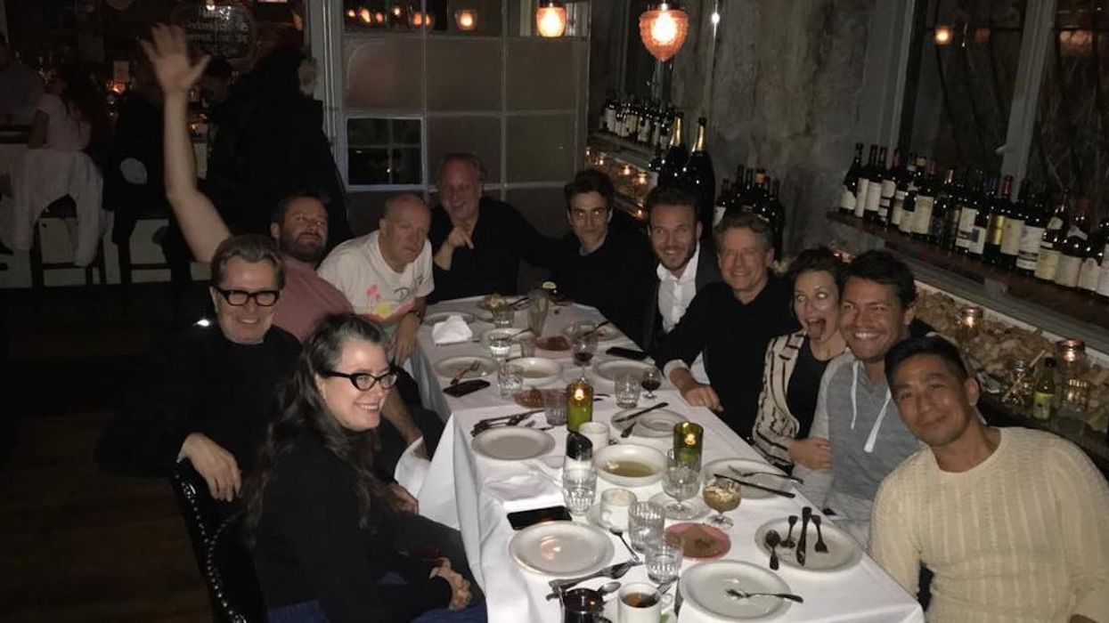 Huge Cast Of Hollywood Celebrities Spotted Partying In Montreal
