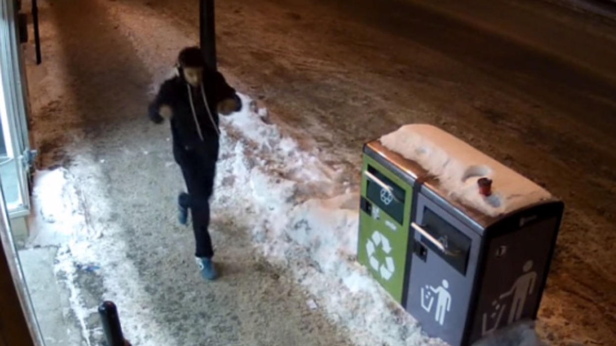 Police Looking For Dangerous Armed Assailant On The Loose In Montreal