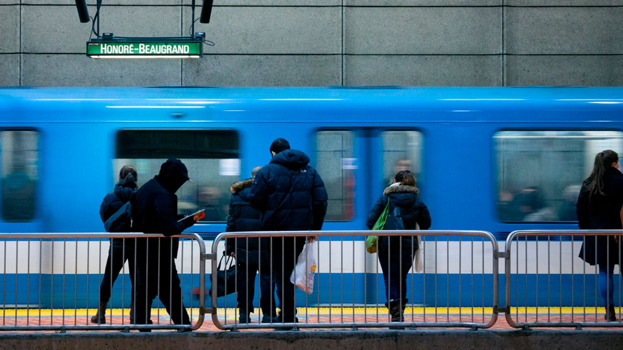 Montreal's STM Green Metro Line Has Been Shut Down, Here's Why