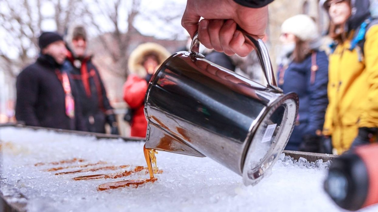 This Urban Cabane À Sucre Is Hosting A Music Festival In Downtown Montreal This Month