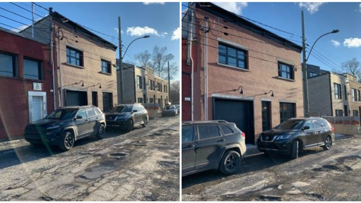 This Tragic Montreal Home Is Somehow On The Market For $1,300,000