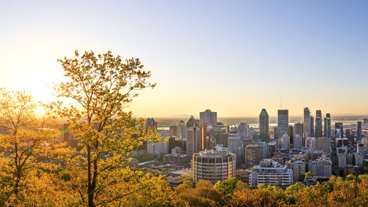 Montreal's Weather Is Going To Be Amazing This Week