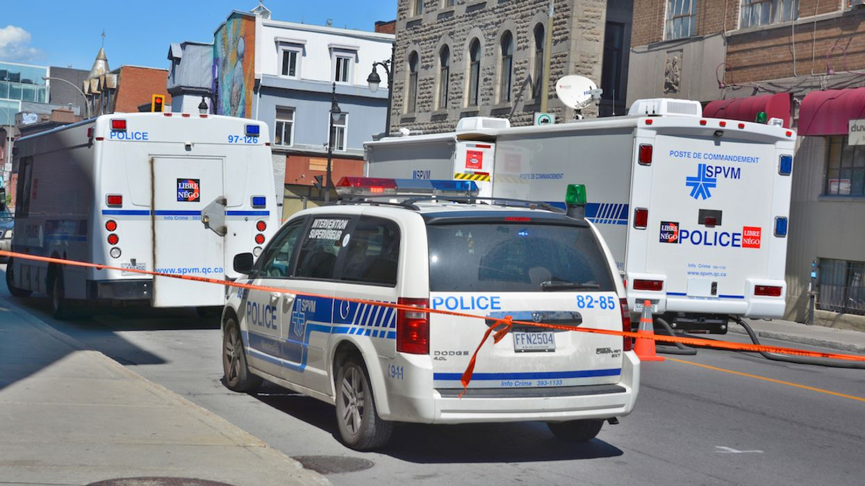Montreal Police Warning Public To Avoid Plateau Intersection Following Discovery Of Suspicious Package