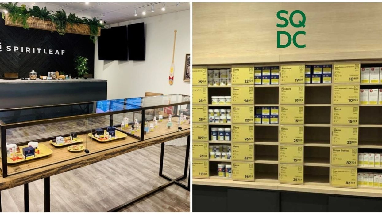 Everything About Ontario Pot Stores Is More Fun Than The SQDC