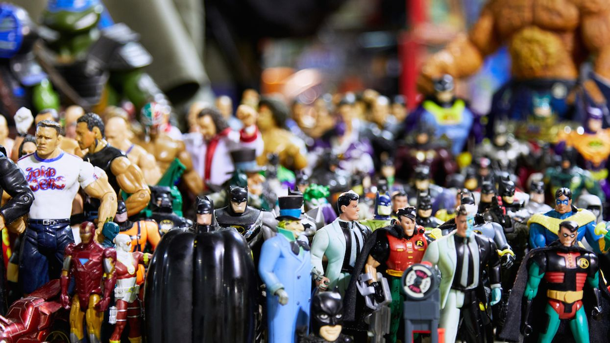 A Massive Free Toy And Comic Convention Is Coming To Montreal Next Week