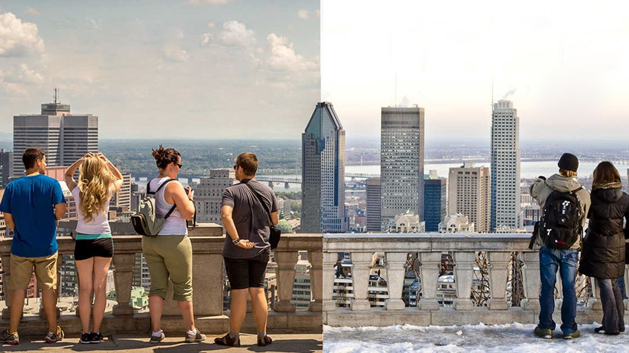Warning: Montreal Is Getting Weather This Week
