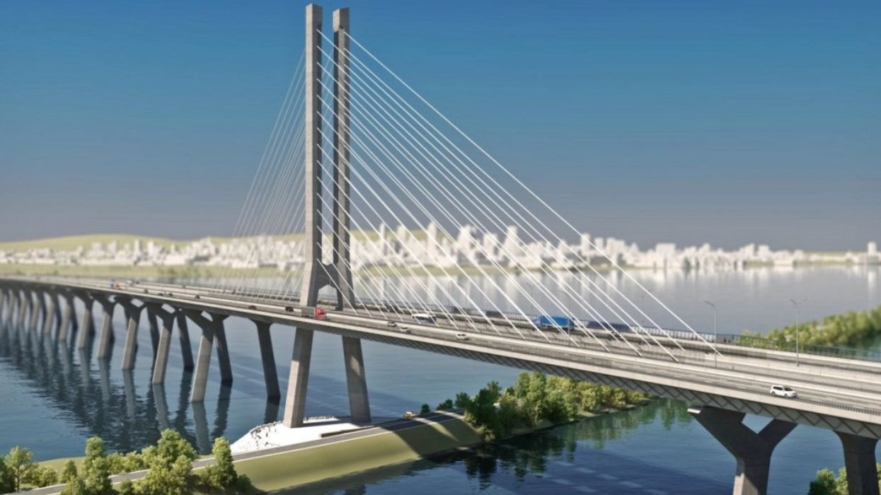 Montreal's New Champlain Bridge Will Open In One Direction On June 3rd But Won't Open In The Other Direction Until June 17th