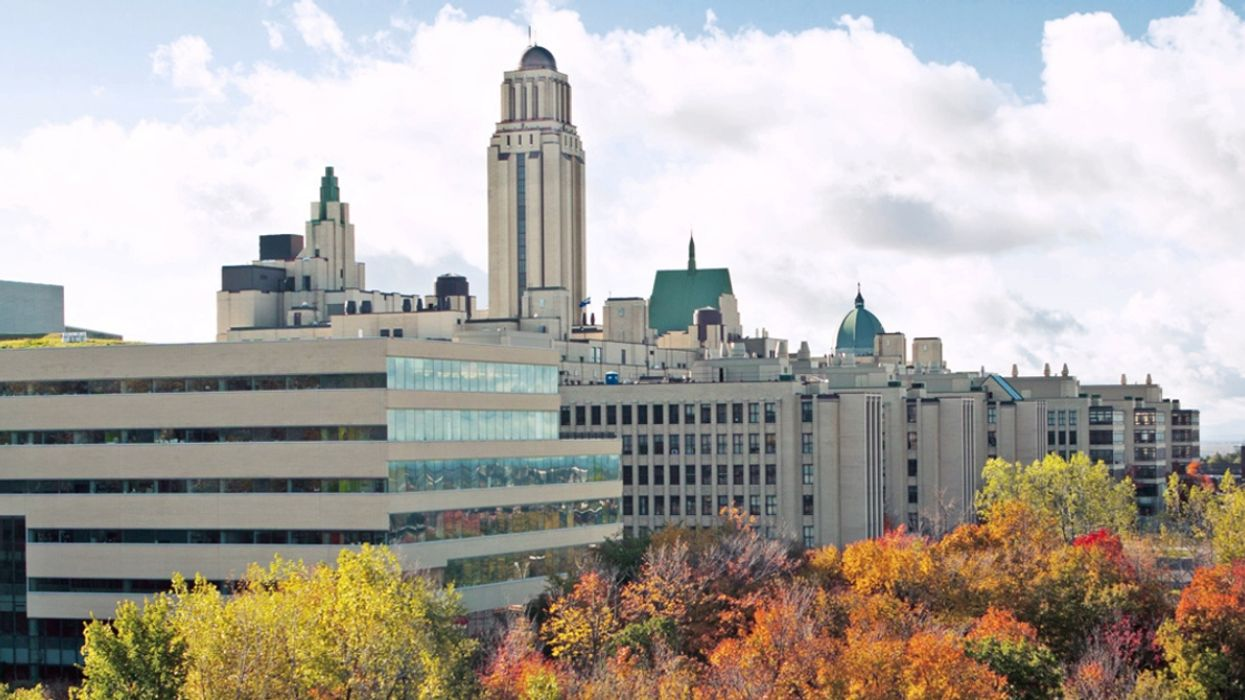University of Montreal Ranked Top 10 In The World For Global Impact, McGill Not Even In The Top 100