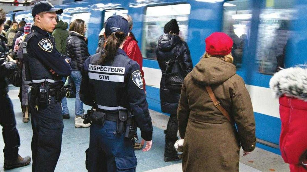 The Montreal STM Wants To Give Its Officers More Power