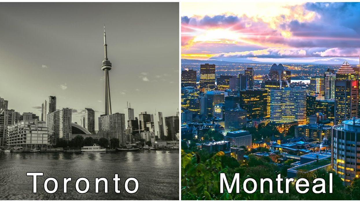Opinion: All The Reasons Why Toronto Is Better Than Montreal