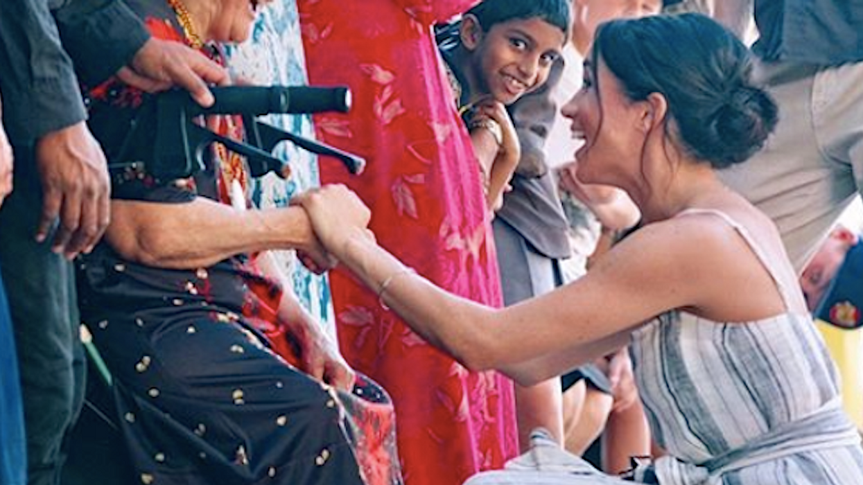Meghan Markle And Prince Harry's New Instagram Account Is Breaking All The Rules