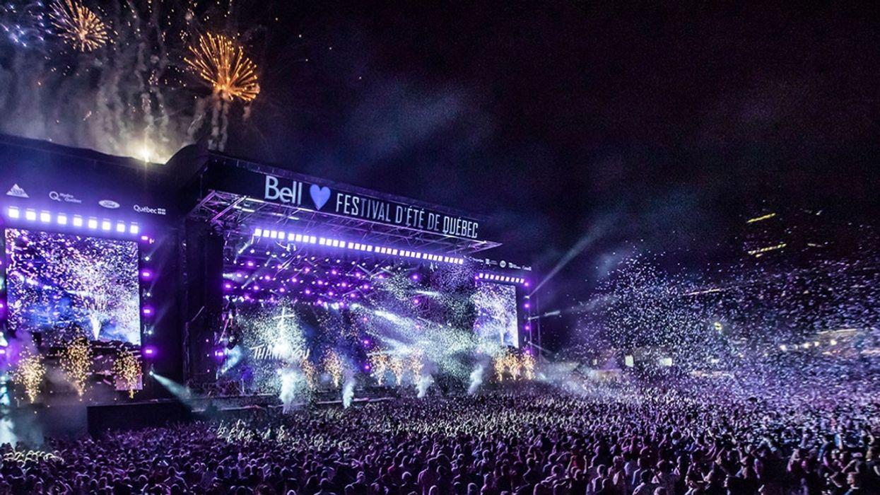 Le Festival D'Été Du Québec Just Released Their Lineup And We're Super Impressed
