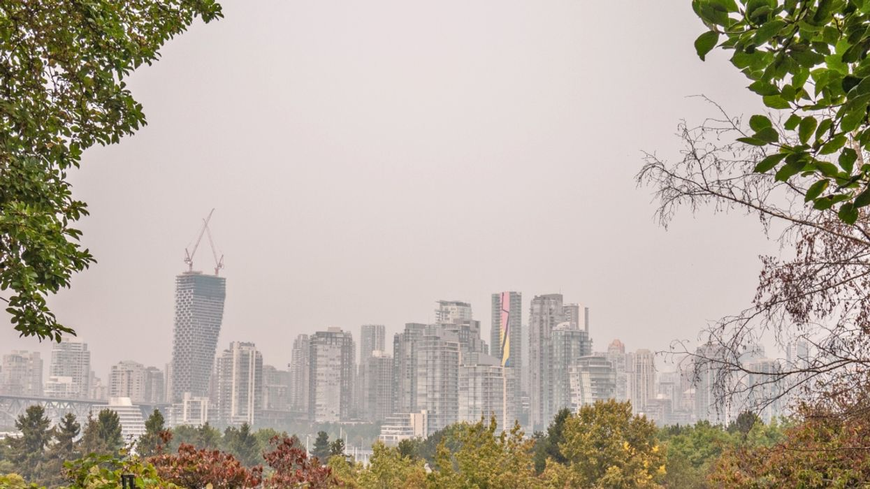 Air Pollution In Canada Is So Bad It Is Reducing Life Expectancy Nearly As Fast As Smoking