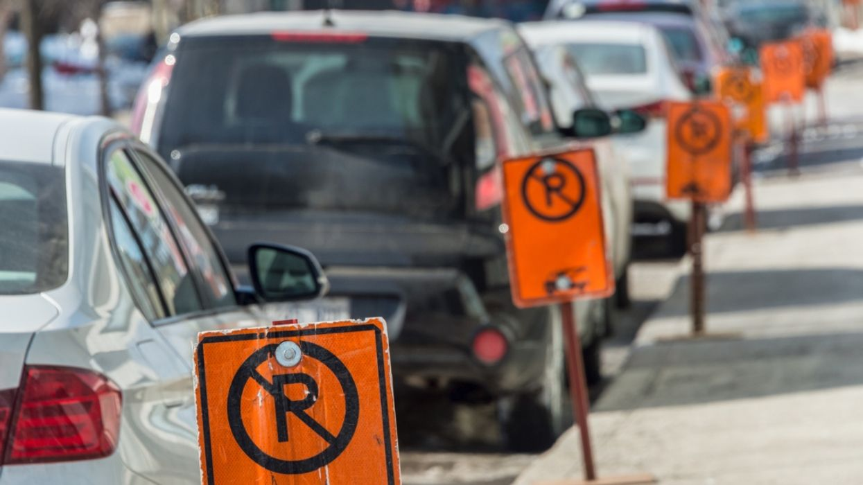 Street Parking Is About To Get Way More Annoying In Montreal