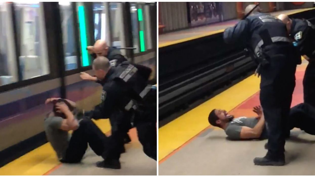 Man Beaten By STM Cops In The Montreal Metro Is Speaking Out Against Police Brutality