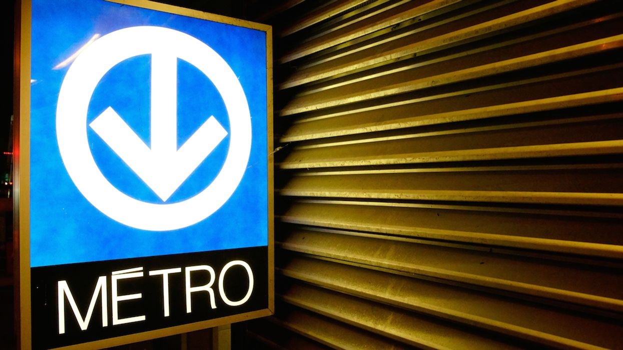 """Release Of """"Hazardous Material"""" Forces Evacuation Of Berri-UQAM And Shuts Down The Montreal Metro"""