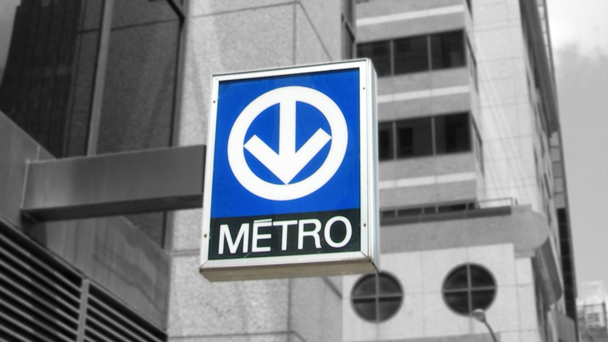 """Shutdown On Three STM Metro Lines In Montreal Because Of An """"Emergency"""" Situation"""