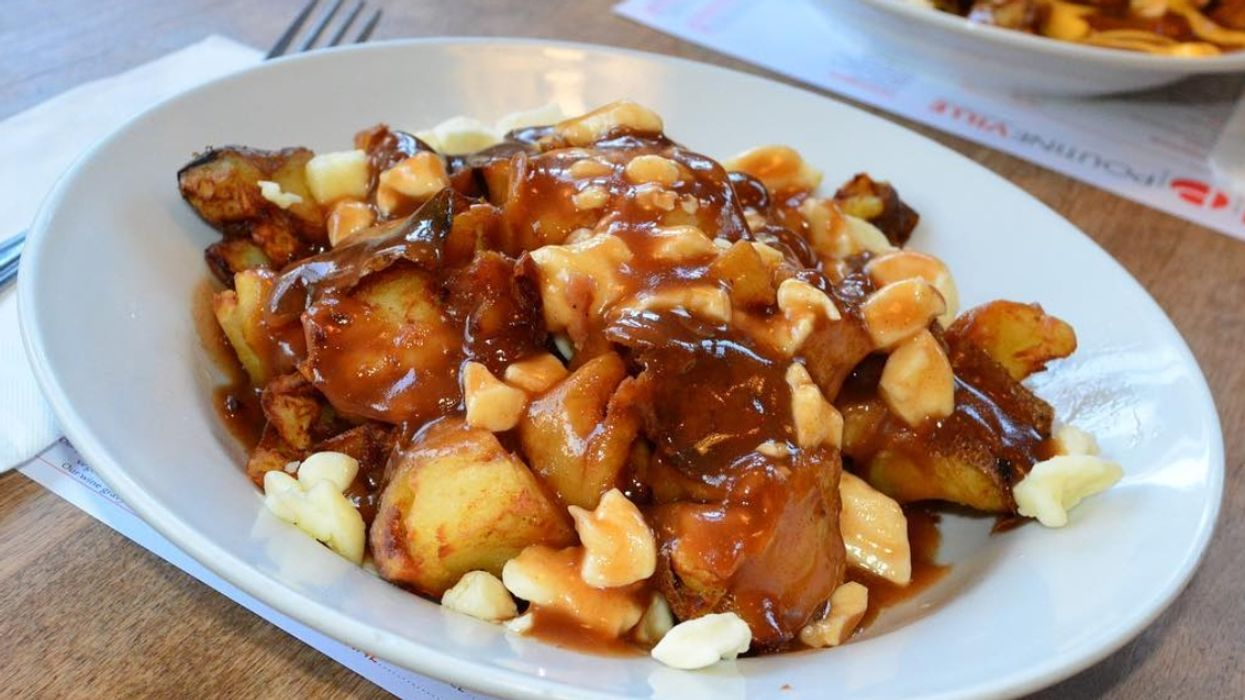 Poutineville Has $1 Poutine Today At Their All-New Location