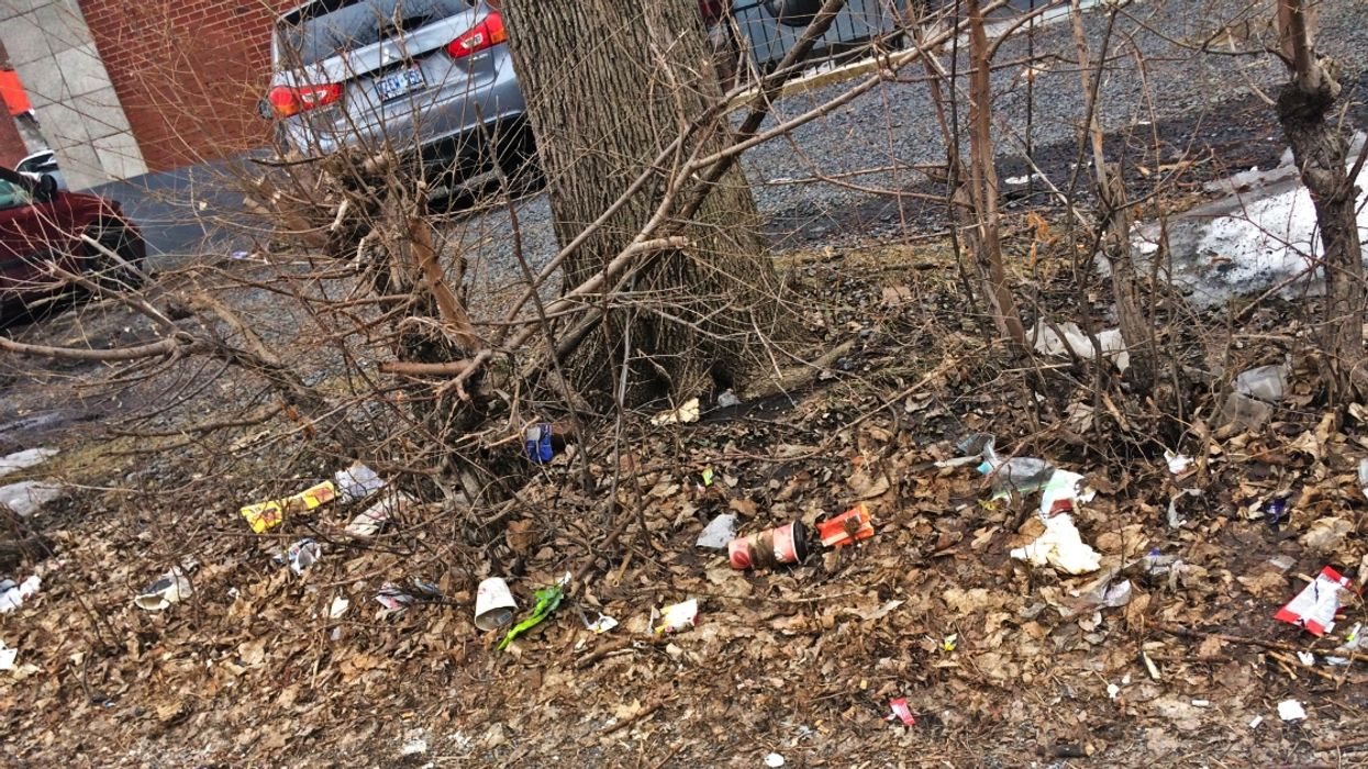 The Streets In Montreal Are Truly Disgusting Right Now