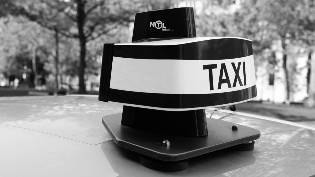 Quebec Taxis End Strike After Driver Self-Harms On Live T.V.