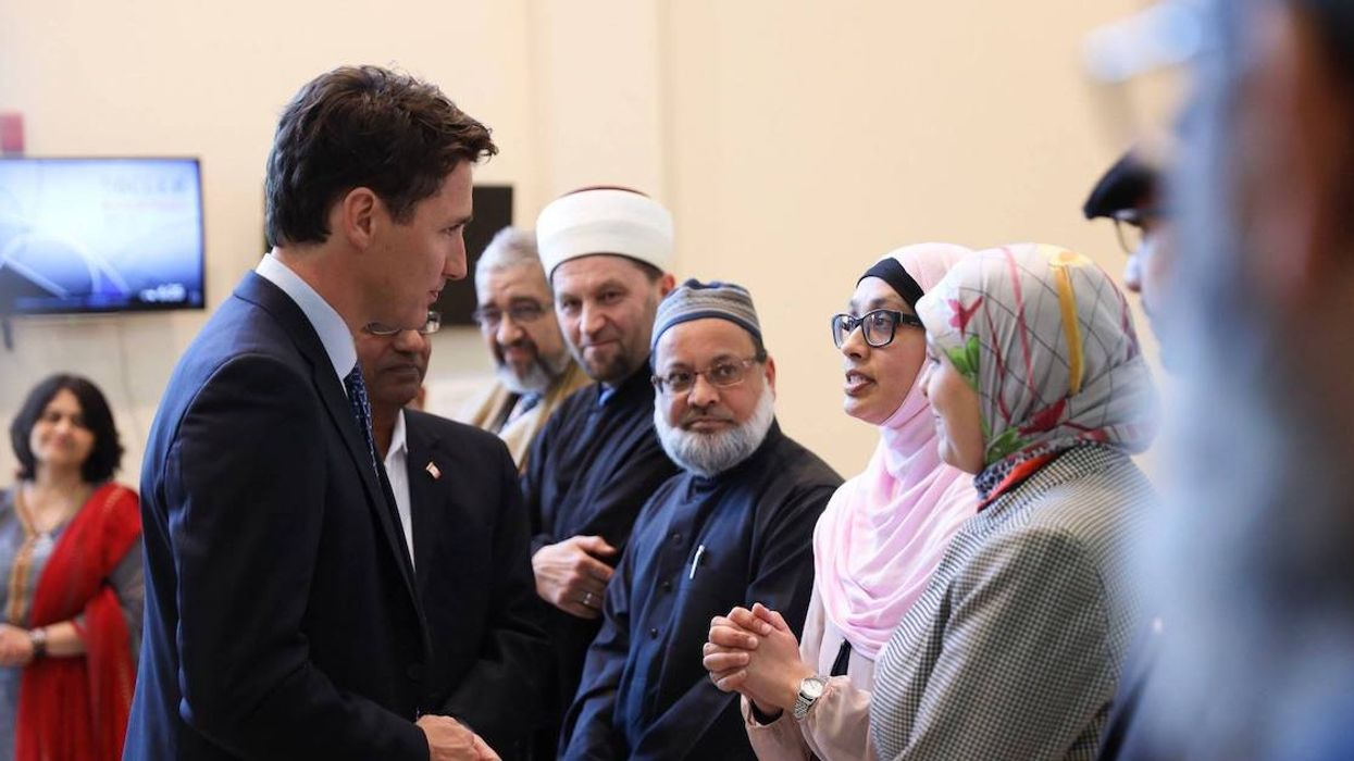 Justin Trudeau Condemns François Legault's Religious Symbols Ban In Quebec And People Are Furious