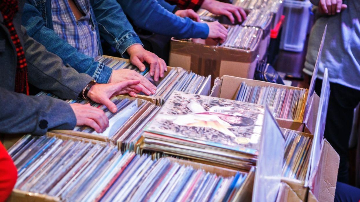 A Huge Vinyl Fair Is Happening This Weekend In Downtown Montreal