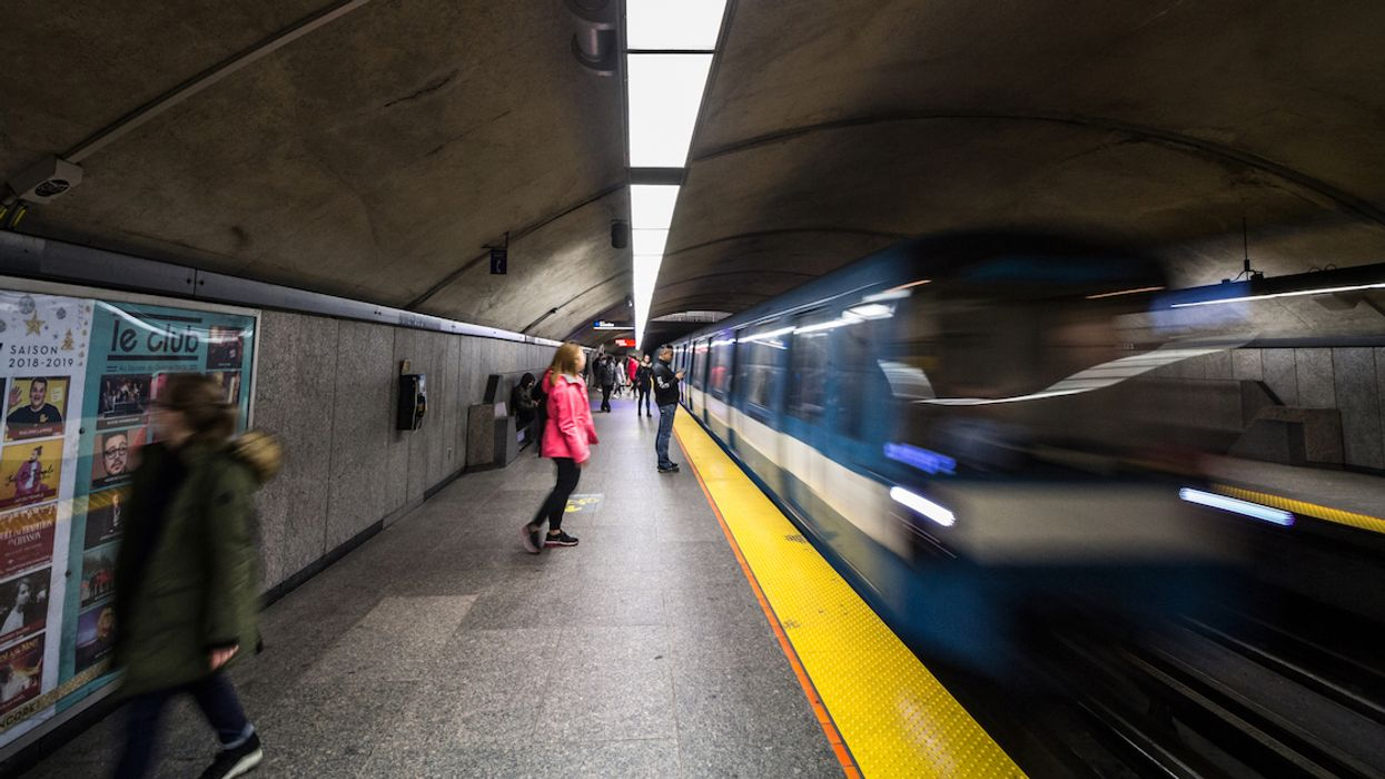 People In Montreal Will Only Have To Wait Five Minutes For The Metro Even In Off-Peak Hours