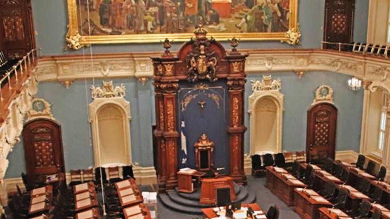 Montreal City Hall Will Officially Remove The Crucifix From Council Chamber
