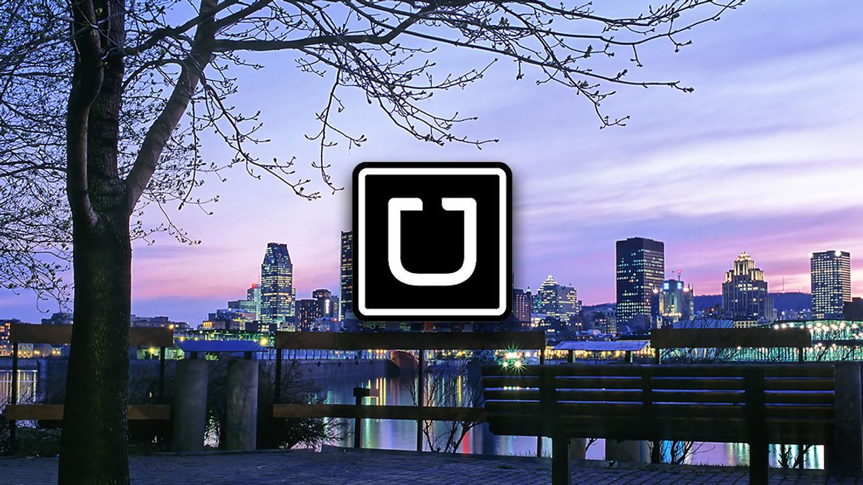 Montreal Taxi Drivers Continue To Strike Today And Uber Is Making A Fortune