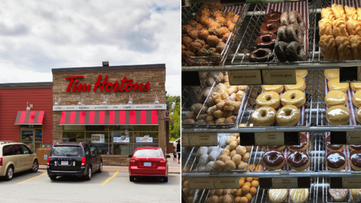 These Are The Only Items That Every Tim Hortons Must Have For Their Customers At All Times
