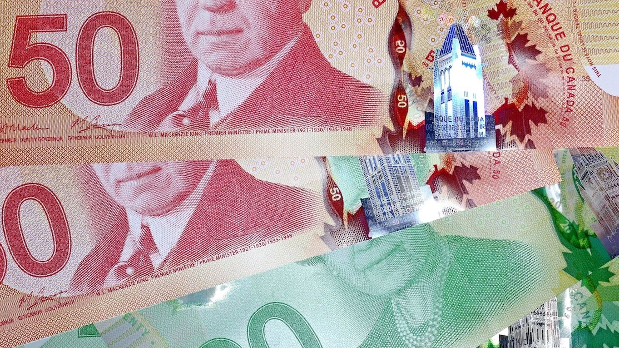 Quebec Police Warning Canadians To Check Their Wallet For Counterfeit Bills