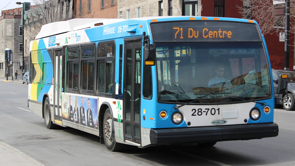 STM Warning: Over 100 Buses In Montreal Will Be Delayed Today