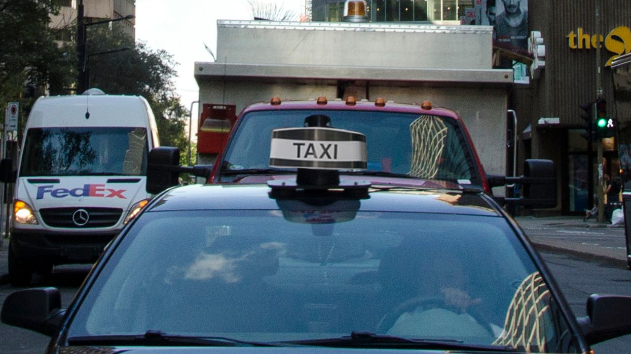 Quebec Taxis Are Striking At These Spots In Montreal And Quebec City Today