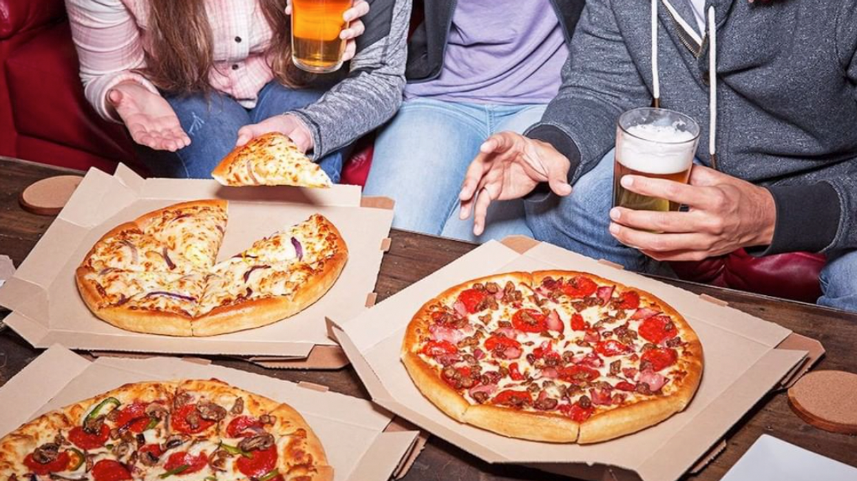 Pizza Hut Canada Is Offering 50% Off Large Carry Out Pizzas