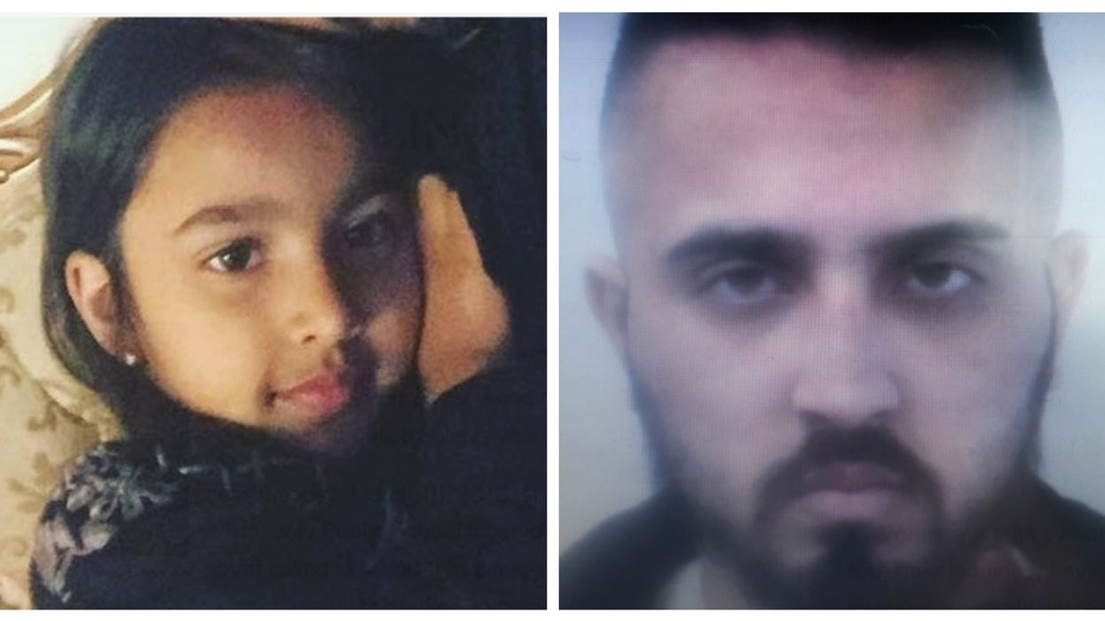 Amber Alert Issued For A Missing Girl In The Toronto Area